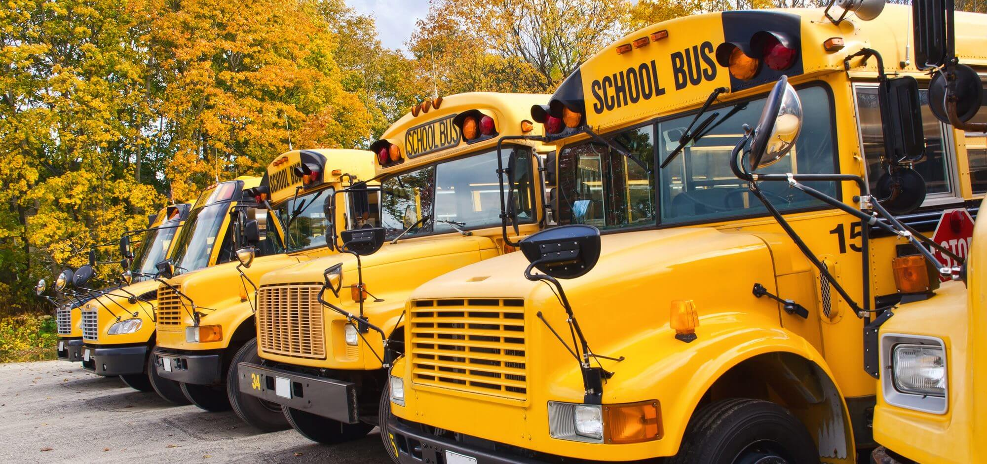monitoring children in school bus