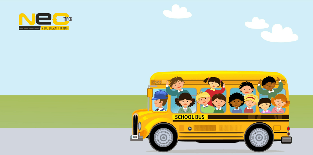 advantages of school bus tracking