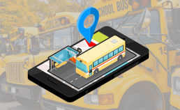 school bus monitoring and alerts