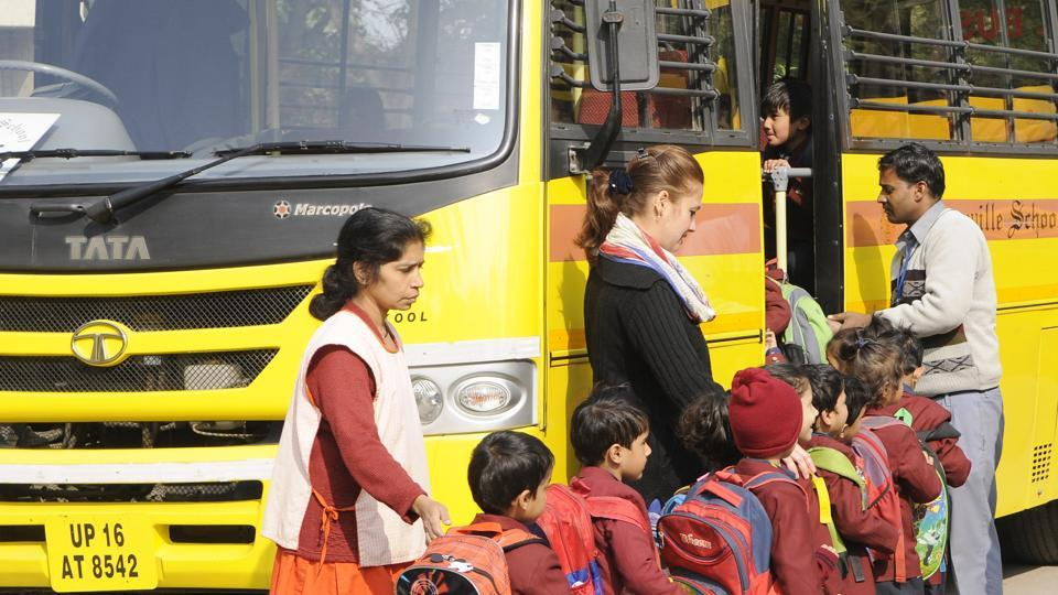 The Central Board of Secondary Education has issued comprehensive guidelines on safety of children in school buses